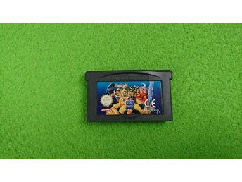 Lost Vikings OVANLIGT GBA Gameboy Advance