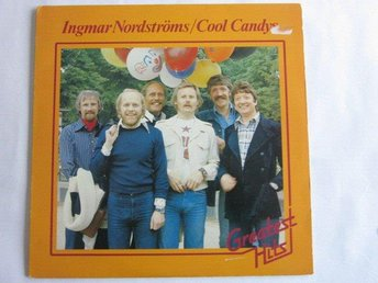 Ingmar Nordströms och Cool Candys -Greatest hits LP 1980
