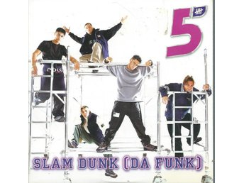 FIVE - SLAM DUNK ( DA FUNK )  (CD MAXI/SINGLE )