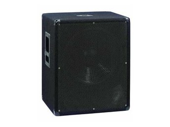 "Outlet - total- 18""-Subwoofer Omnitronic  BX-1850"