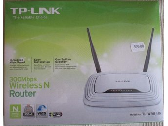 TP-LINK Wirelees N Router