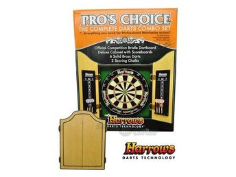 Harrows Pro Choice set