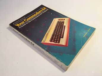 Bok - Your Commodore 64 - A guide to the Commodore 64 computer - 454 sidor