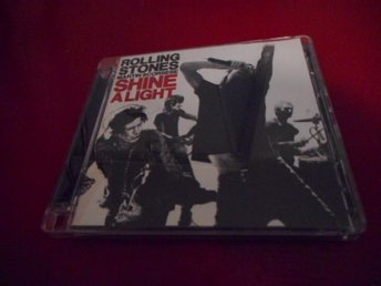 Rolling Stones (Martin Scosese Shine A Light) 2CD