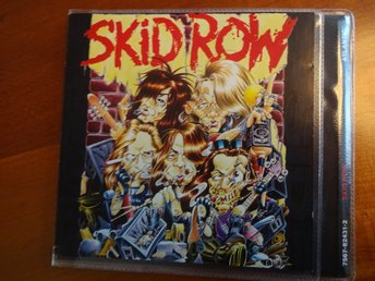 Skid Row B-side Ourselves w Sebastian Bach, CD  bra skick
