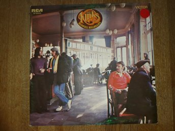 "Kinks, ""Muswell Hillbillies"" UK -71"