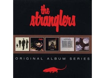 Stranglers: Original album series 1978-81 (5 CD)