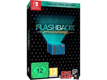 Flashback 25th Anniversary Collectors Edition