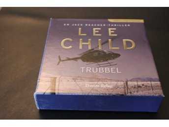 CD-bok: Trubbel - Lee Child