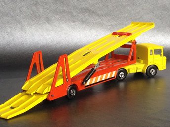 Matchbox Super Kings K-11 DAF Car Transporter från 1970