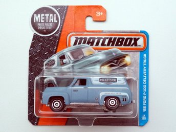 Matchbox - 1955 Ford F-100 Delivery Truck