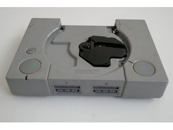 Sony Playstation, defekt/renoveringsobjekt/reservdelsmaskin