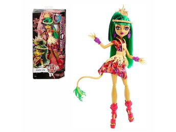 Jinafire - Ghouls Getaway - Monster High docka