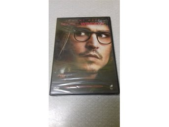 SECRET WINDOW. INPLASTAD DVD