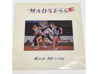 Vinylskivor, Madness - Keep moving