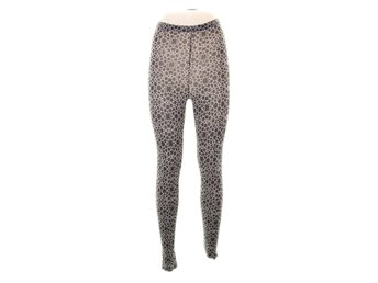 Monki, Leggings, Strl: S, Svart/Vit