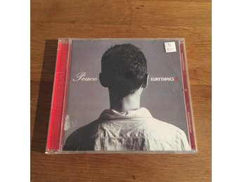 EURYTHMICS - PEACE. (CD )