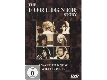 Foreigner: I want to know what love is (DVD)