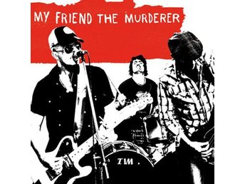 Dan Brodie and the Grieving Widows - My Friend the Murd. - LP NY - FRI FRAKT
