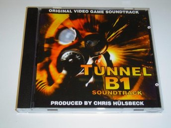 Tunnel B1 Soundtrack Musik *NYTT*