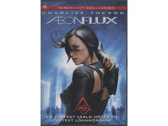 Aeon Flux - 2005 - DVD - NEW - Charlize Theron - Bålsta - Aeon Flux - 2005 - DVD - NEW - Charlize Theron - Bålsta