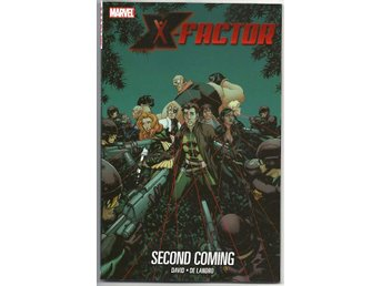 X-Factor: Volume 10 - Second Coming TP NM Ny Import
