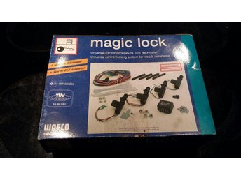 C-lås till Volvo 240, Amazon. Waeco magic lock. Waeco magic touch