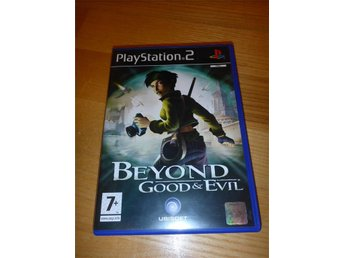 PS2 - Beond Good & Evil