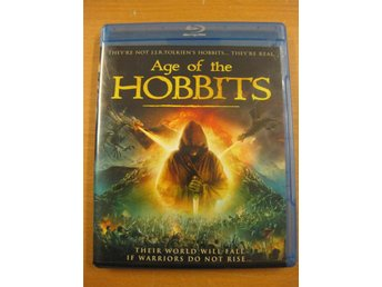 AGE OF THE HOBBITS - BLU-RAY - Hörby - AGE OF THE HOBBITS - BLU-RAY - Hörby