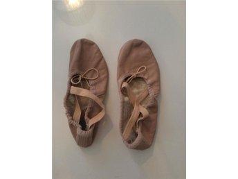 Balettskor i storlek 35 - Solna - Balettskor i storlek 35 - Solna