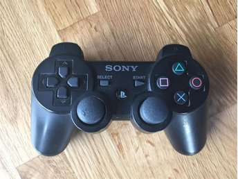 Playstation Dualshock 3 handkontroll till PS3