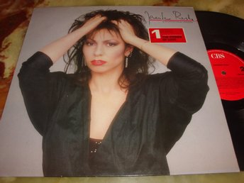 JENNIFER RUSH - INTERNATIONAL VERSION LP 1985 - Sundsvall - JENNIFER RUSH - INTERNATIONAL VERSION LP 1985 - Sundsvall