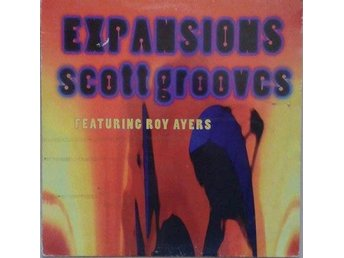 Scott Grooves Featuring Roy Ayers   titel*  Expansions* Deep House UK 12