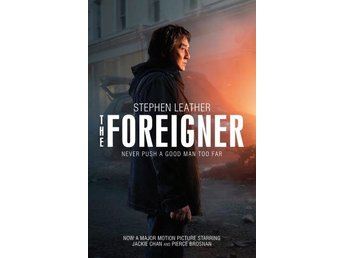 The Foreigner (Bok)