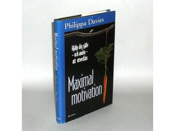 Maximal motivation : Davies Philippa