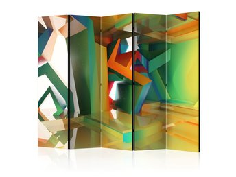 Rumsavdelare - Colourful Space II Room Dividers 225x172
