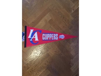 Los Angeles Clippers Stor Vimpel NBA