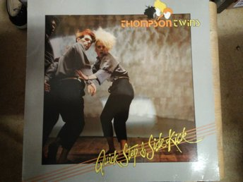 Thompson Twins - Quick Step & Side Kick, LP