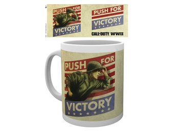 Mugg - Call of Duty WWII Push for Victory (MG2411)