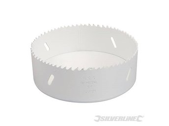 127mm HSS BI-METAL HOLESAW Metal Cutting Holesaws 298536