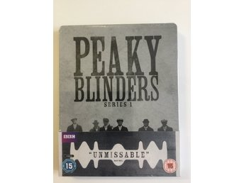 Peaky Blinders - Season 1 - Zavvi Exclusive Steelbook (Blu-ray, 2-disc)