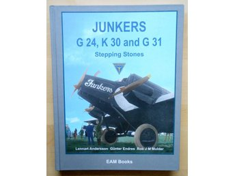 Junkers G 24, K 30 and G 31 - Stepping stones