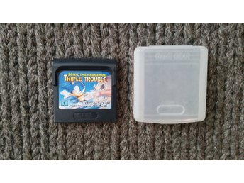 Sonic The Hedgehog - Triple Trouble - Game Gear