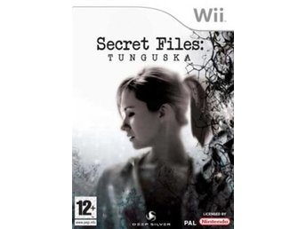Secret Files - Tunguska Nintendo Wii