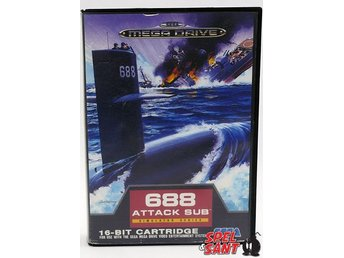 688 Attack Sub  (Svensk Version)