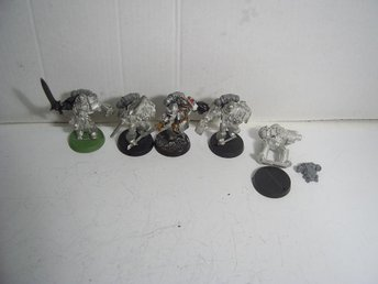 [40k] Grey knight strike squad