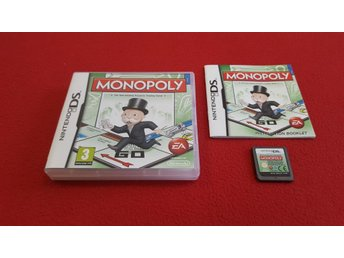 MONOPOLY till Nintendo DS NDS