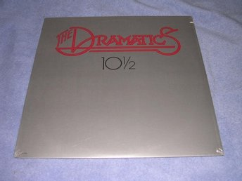 Dramatics - 10½ (LP) US 1980 still sealed Mint!!