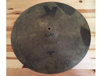 Zildjian Custom Dry Ride 20**