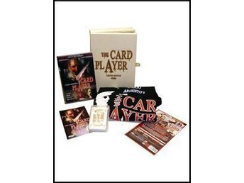 The Card Player.. (Argento) Stor Box.. Ny.. Limiterad 777ex..